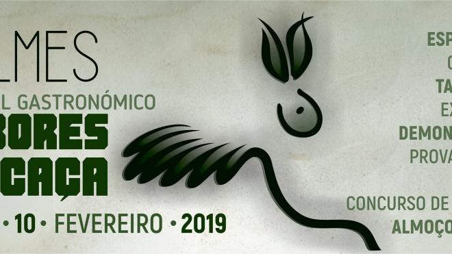 Selmes está a receber Festival Gastronómico Sabores da Caça