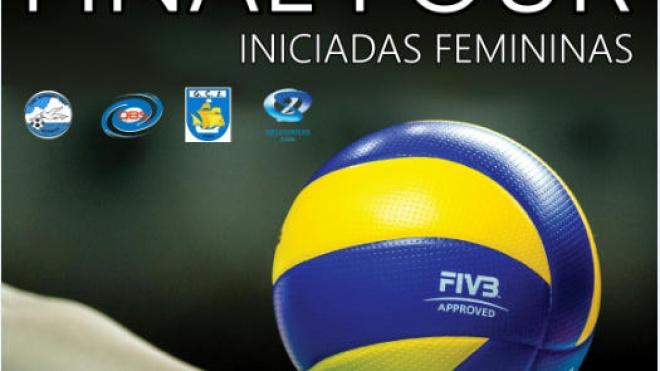 Castro Verde recebe Final Four de Iniciadas Femininas