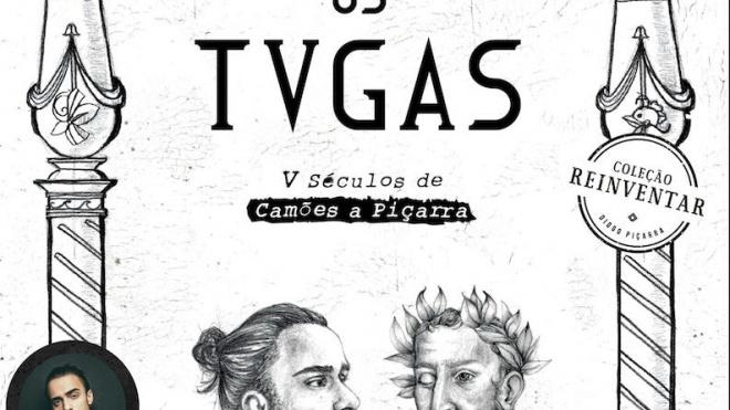 """""""Reinventar por Diogo Piçarra – Os Tvgas"""" é apresentado hoje no IPBeja"""