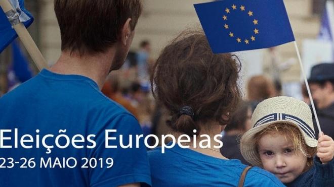 Hoje é dia de eleições europeias em Portugal