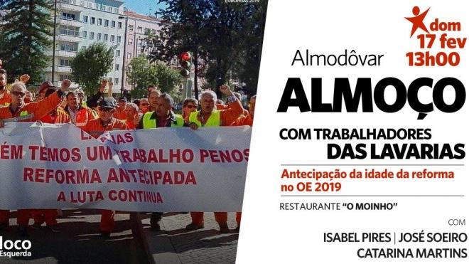 Catarina Martins está hoje em Almodôvar