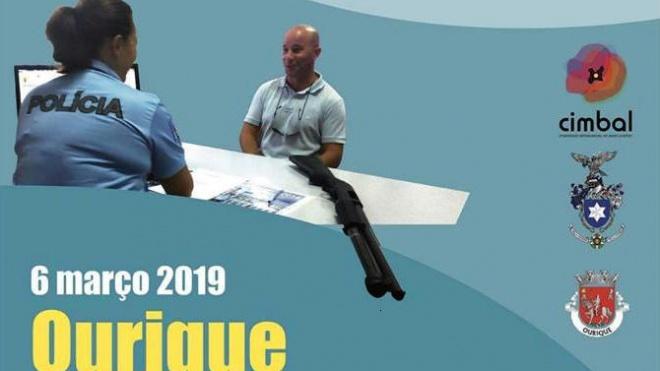 PSP com Balcão de Atendimento não permanente em Ourique