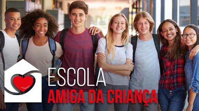 """Serpa: Escola Secundária distinguida com """"Selo Escola Amiga da Criança"""""""