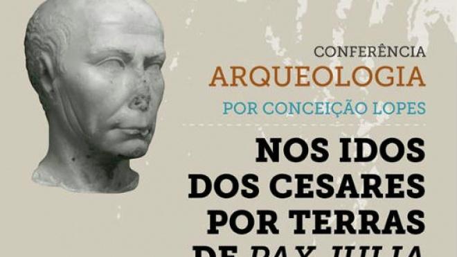 Beja: Conferência sobre arqueologia