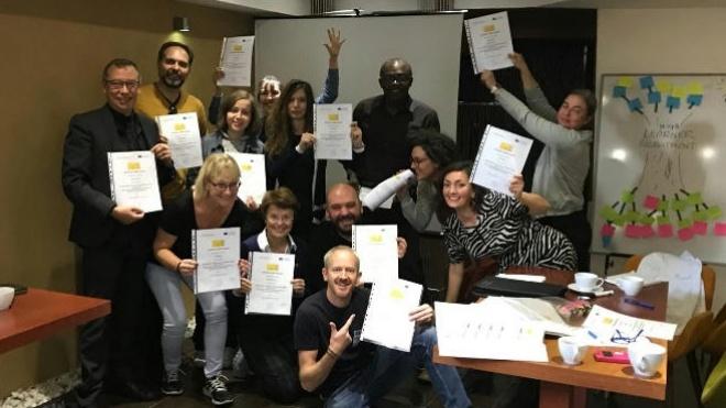 D. Manuel I recebe um projeto Erasmus+ para adultos