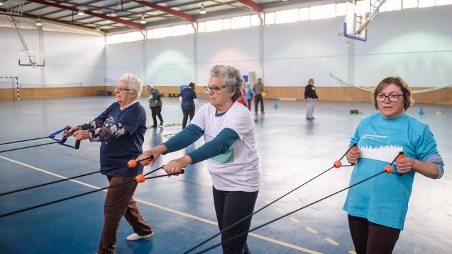 Odemira promove atividade desportiva para seniores