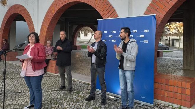 """""""É preciso reforçar o voto na CDU nas Europeias 2019"""""""
