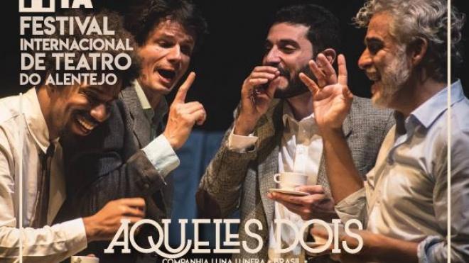FITA recebe companhia de teatro brasileira