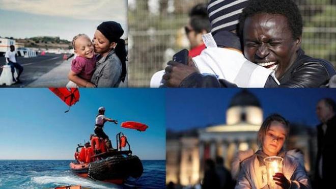 """Círculo do Silêncio """"Pelos direitos dos Migrantes"""""""