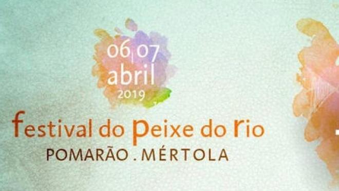 Festival do Peixe do Rio no Pomarão