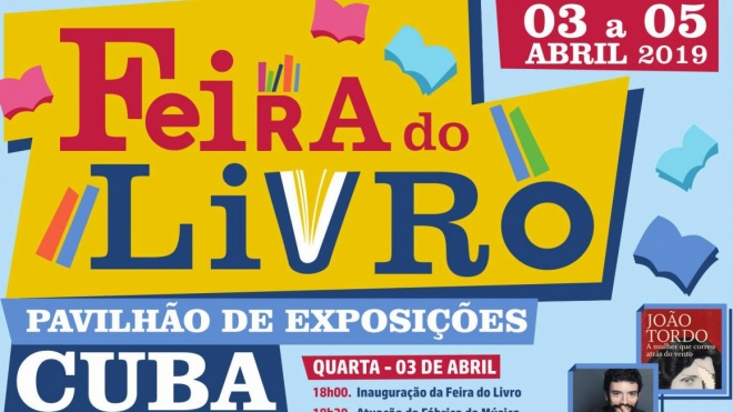 Feira do Livro em Cuba recebe o escritor João Tordo