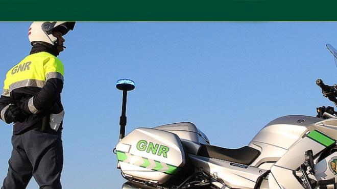 """GNR com Operação """"MOTO"""" no terreno"""