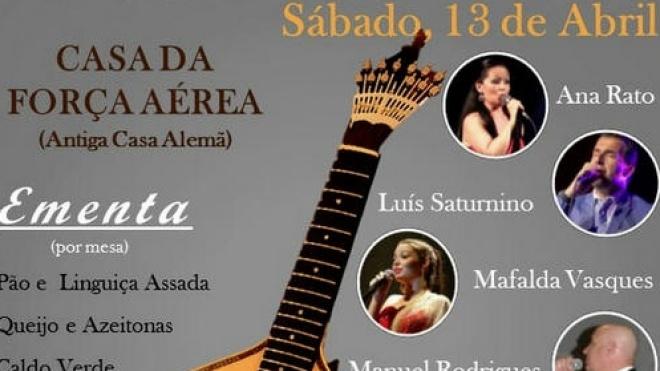 Noite de Fados promovida pelo Coro Juvenil do Carmo