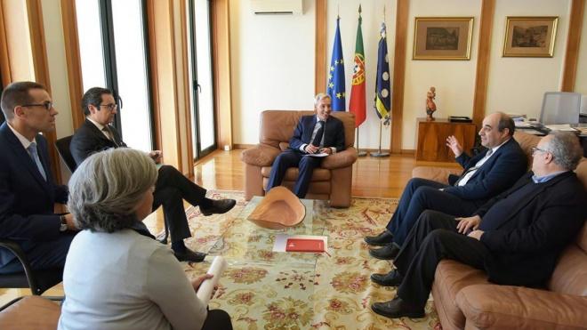 """""""Utilização militar do aeroporto"""" com boas perspetivas diz Paulo Arsénio"""