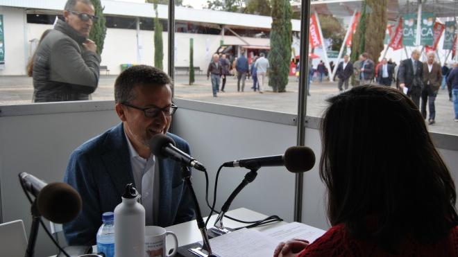 Carlos Moedas: alterações climáticas são o grande desafio para os próximos 10 anos