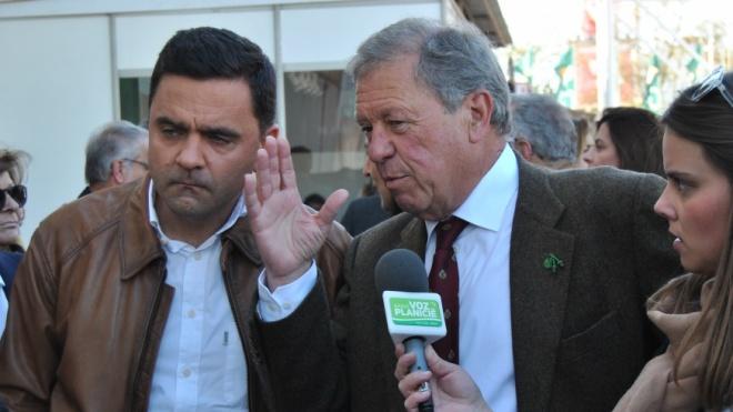Candidato Pedro Marques defende reivindicações da Plataforma Alentejo