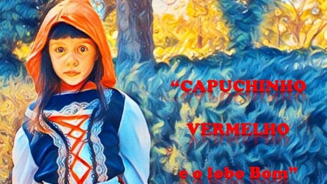"""""""Capuchinho Vermelho e o Lobo Bom"""" com apresentação no Pax Julia"""