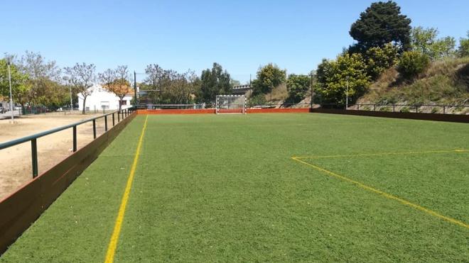 Aljustrel: polidesportivos com relva artificial