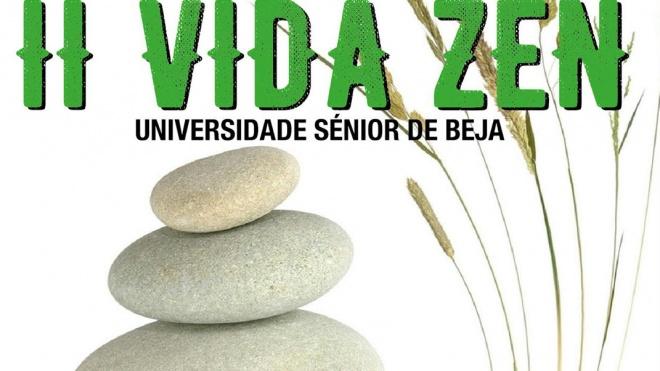 "Universidade Sénior de Beja promove ""II Vida Zen"""