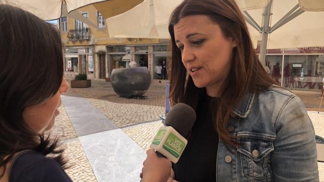 """Marisa Matias diz que há """"equívocos"""" em torno do investimento na ferrovia"""