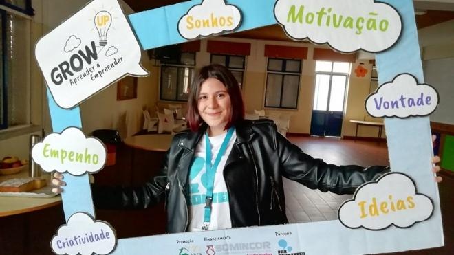 Jovem castrense representa Baixo Alentejo em Concurso Nacional