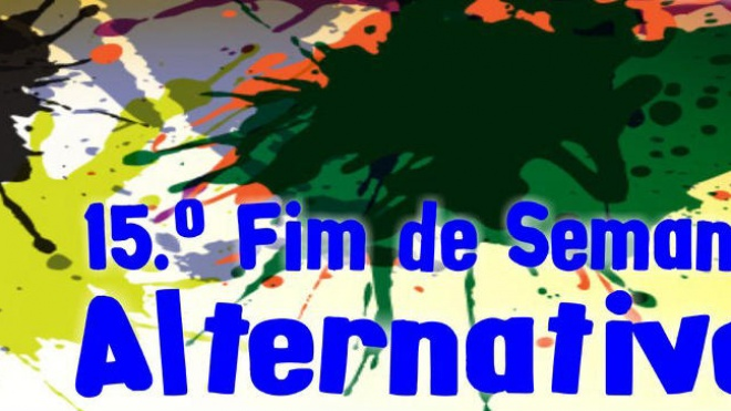 15ºFim-de-Semana Alternativo em Ferreira do Alentejo