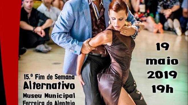 Tango Argentino para apreciar hoje em Ferreira do Alentejo