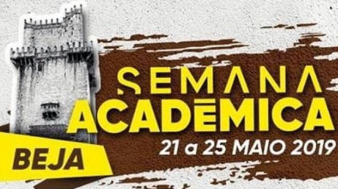 """Semana Académica """"regressa"""" à cidade de Beja"""