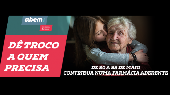"""Farmácias do distrito de Beja aderem à campanha """"Dê troco a quem precisa"""""""