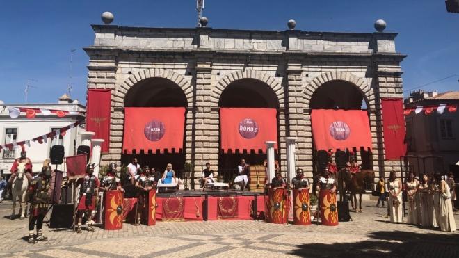 Termina hoje o Festival Beja Romana 2019