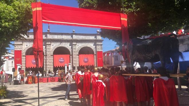 Festival Beja Romana 2019 começa hoje para se prolongar até sábado
