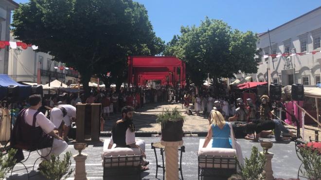 Festival Beja Romana 2019 anima a cidade até ao dia de amanhã