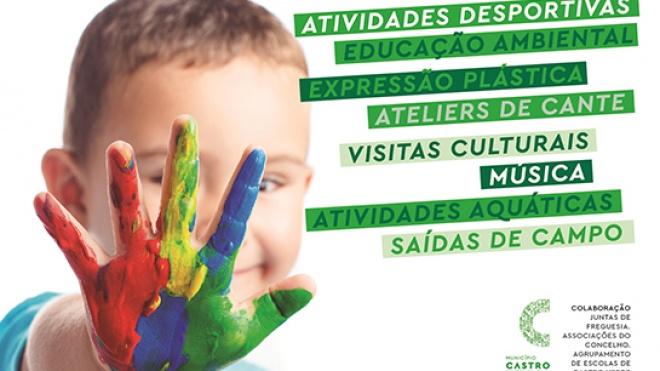 Castro Verde: ATL de Verão 2019