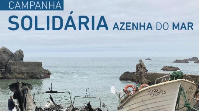 Odemira com campanha solidária para ajudar pescadores da Azenha do Mar