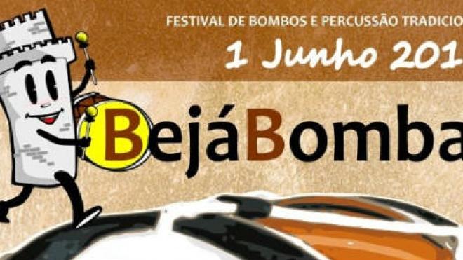 BejáBombar realiza-se neste sábado com desfile pelas ruas da cidade