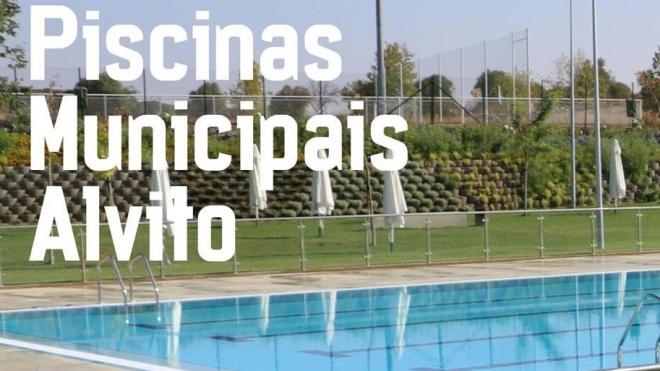 Piscinas Municipais de Alvito abriram ontem com novas regras