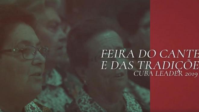 Cuba apresenta uma feira onde cabe toda a cultura e toda a gente