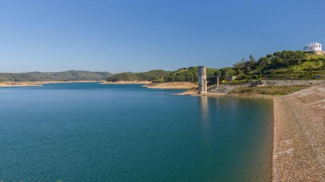 Barragem de Santa Clara é tema de concurso nacional de fotografia
