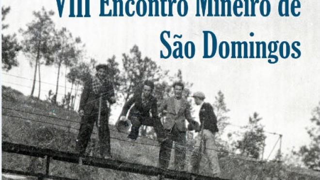 Mina de São Domingos recebe VIII Encontro Mineiro de S. Domingos