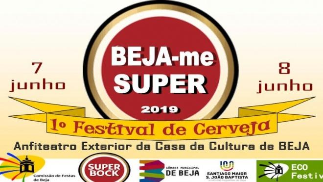 Festival Beja-me Super nesta sexta e sábado na Casa da Cultura da cidade