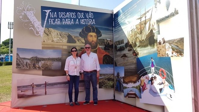 ERT Alentejo/Ribatejo promove destinos na Feira do Livro de Lisboa