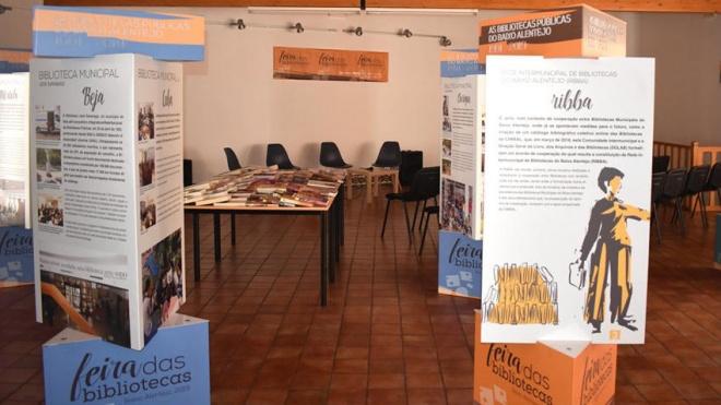 Feira das Bibliotecas em Barrancos