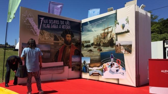 Beja presente na Feira do Livro de Lisboa