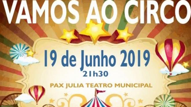 "CRBA apresenta ""Vamos ao Circo"""