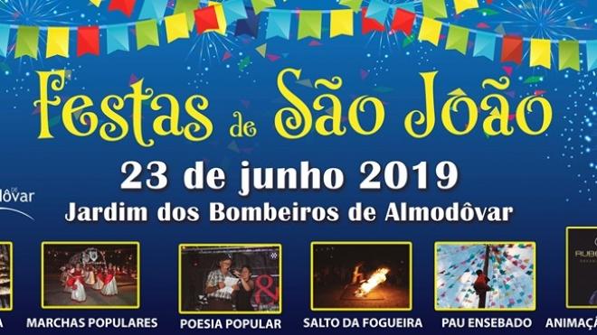 Arraial de S.João em Almodôvar assinala Feriado Municipal