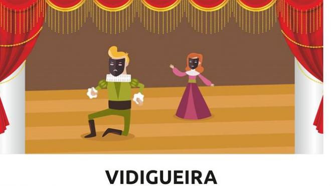 Apresentação Final da Oficina de Teatro em Vidigueira