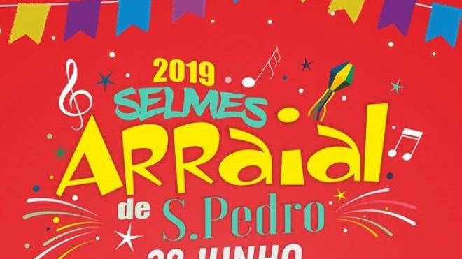 Freguesia de Selmes recebe arraial de S.Pedro