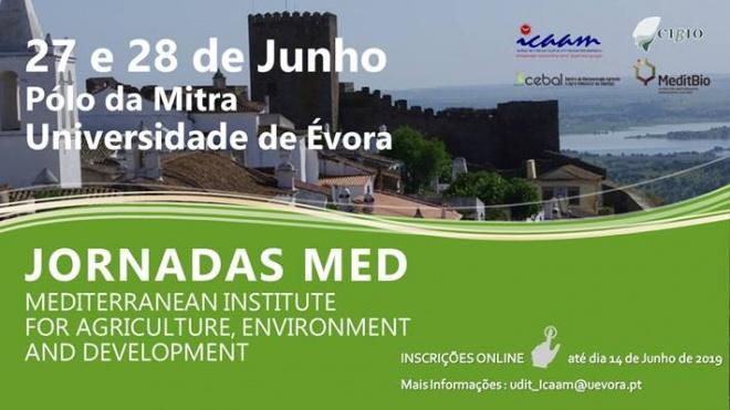 Primeiras Jornadas MED em Évora
