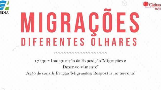 """EDIA recebe iniciativa """"Migrações - Diferentes Olhares"""""""