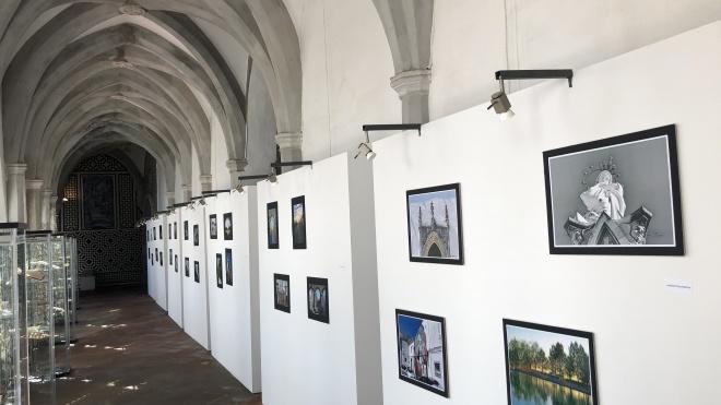 Alunos da Universidade Sénior de Beja expõem no Museu